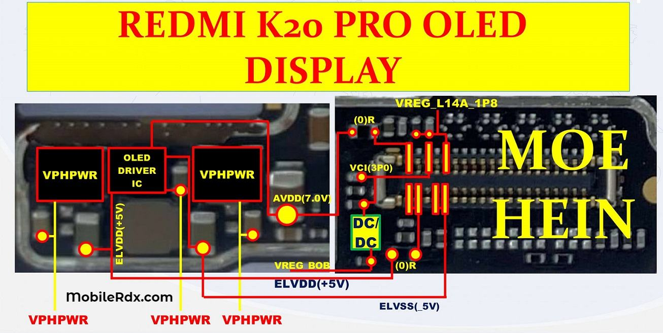 Redmi K20 Pro Backlight Ways   Repair Display Light Problems