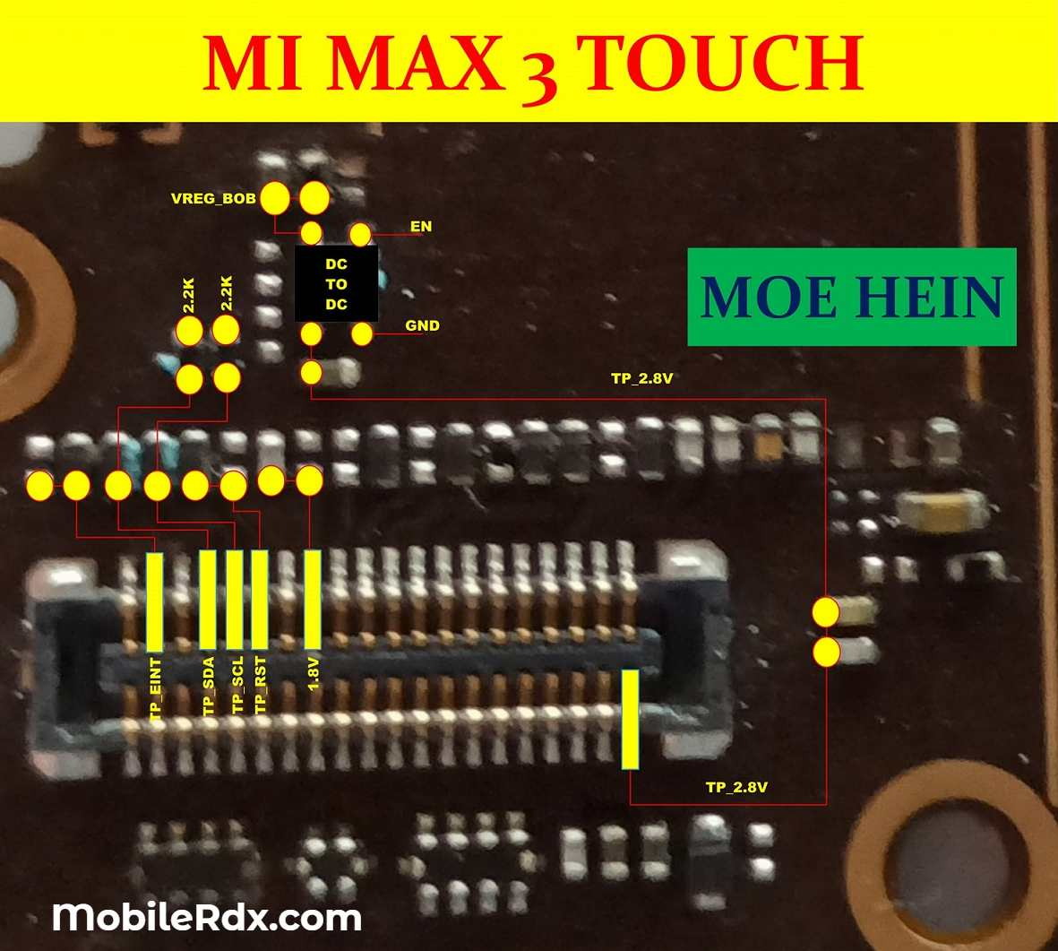 Mi Max 3 Touch Screen Ways   Repair Touch Screen Problem