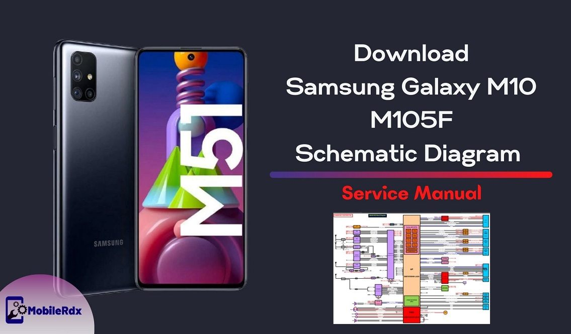 Download Samsung Galaxy M10 Schematic Diagram   Service Manual