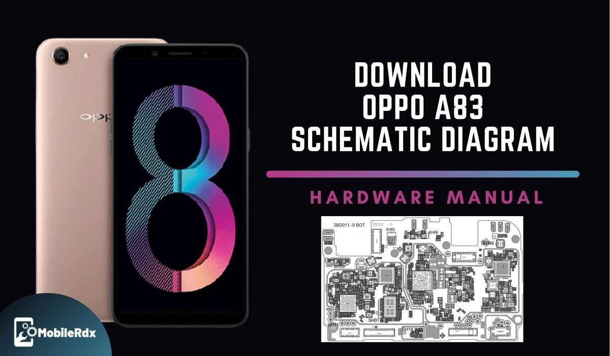 Download Oppo A83 Schematic Diagram   Hardware Manual