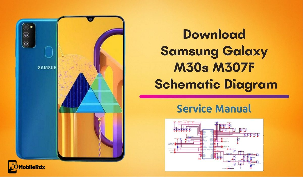 Download Samsung Galaxy M30s Schematic Diagram   Service Manual
