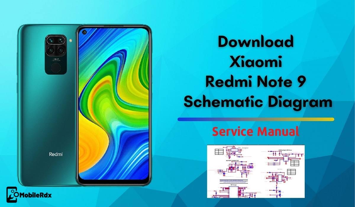 Download Redmi Note 9 Schematic Diagram Hardware Manual