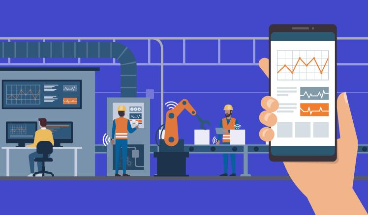 Top 3 Benefits of Industrial IoT