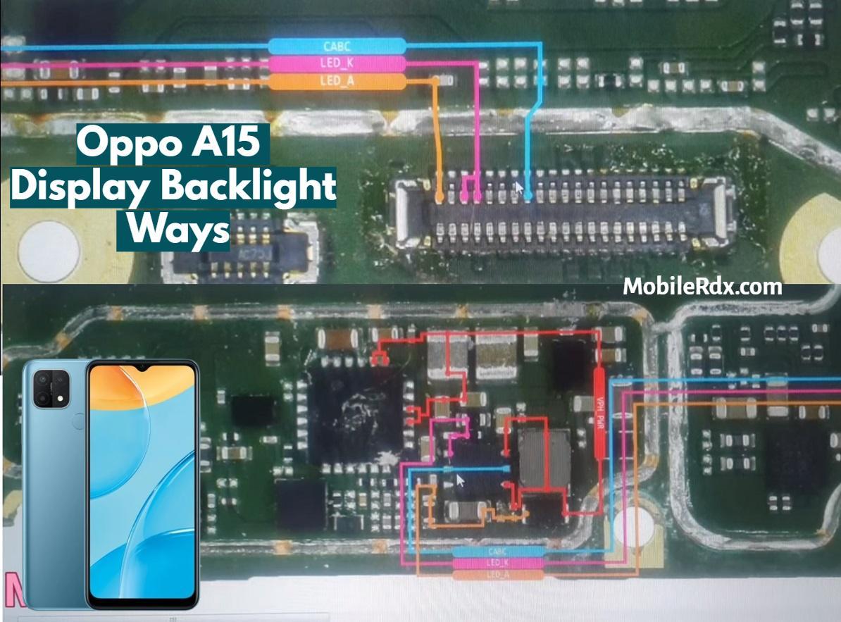 Oppo A15 Display Light Problem Solution   Backlight Ways