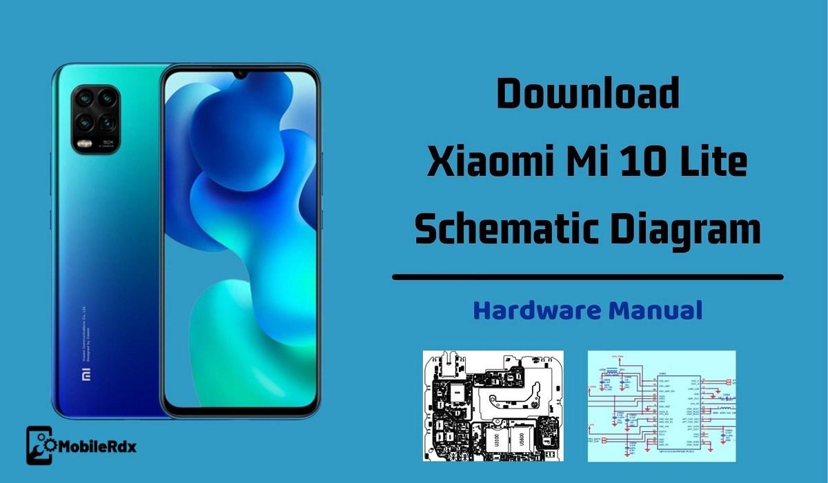 Xiaomi Mi 10 Lite Schematic Diagram Hardware Manual